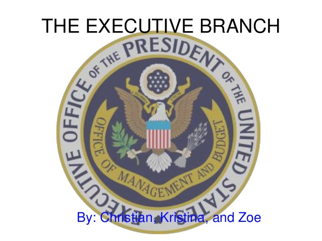 American Flag clipart executive branch Branch Executive presentation BRANCH THE