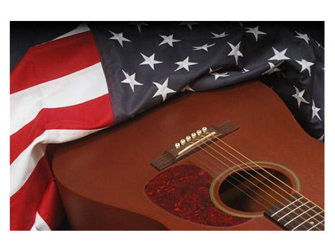 American Flag clipart guitar American Flag Store of Pictures