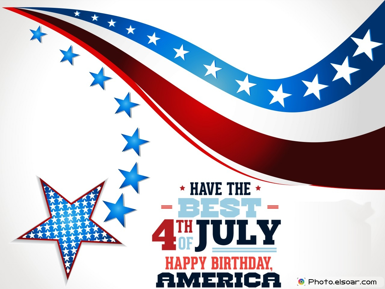 American Flag clipart independence day july 4th ~ Independence Independence Fireworks! July