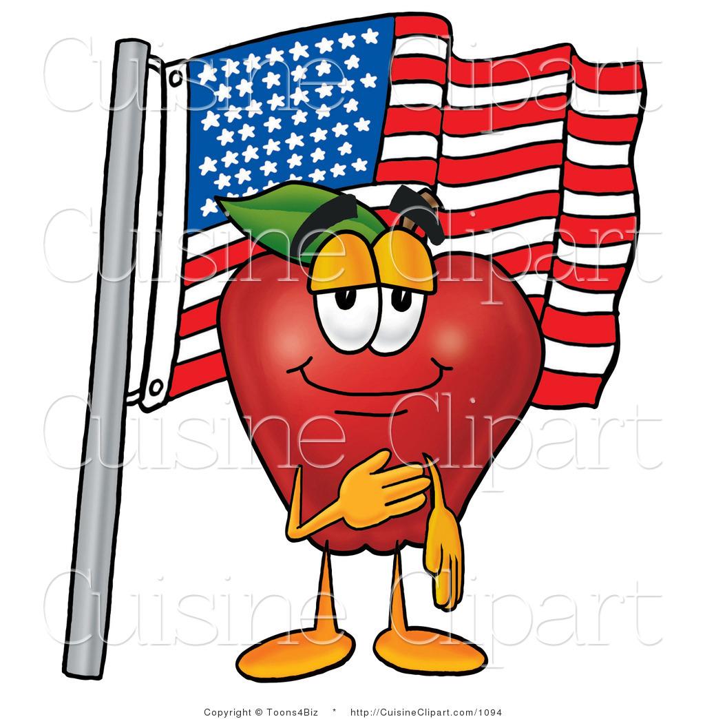 America clipart pledge allegiance Nutritious Red Cuisine Allegiance Patriotic