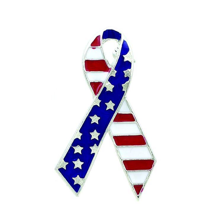 American Flag clipart ribbon Pin flag ideas American Vote