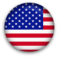 American Flag clipart round Animated Flag Clipart July Of