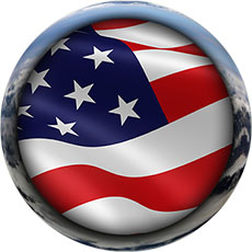 American Flag clipart round Flag round Clipart Flag American