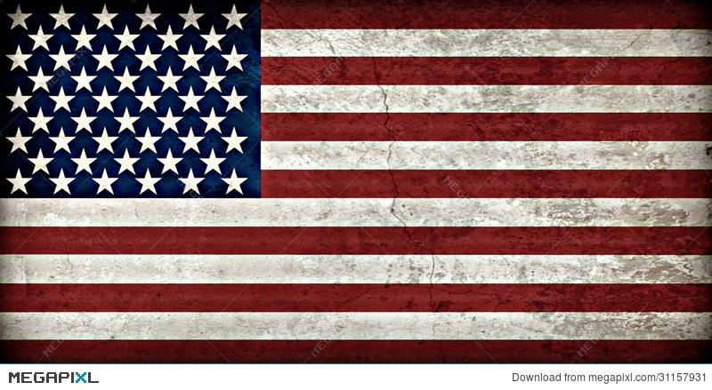American Flag clipart rustic 31157931 Stock Megapixl Photo Rustic