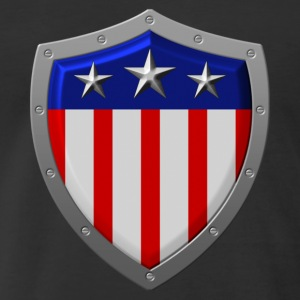 American Flag clipart shield Of clipart shield Men's Gifts