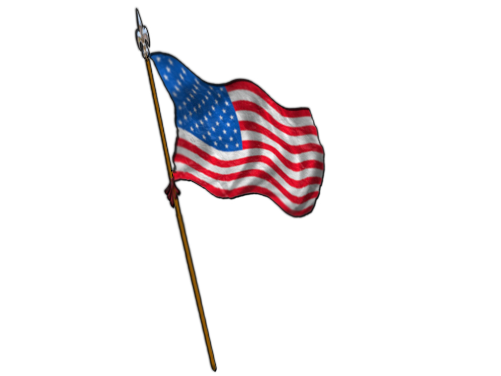 American Flag clipart simple Flag American Flag Clipart Art