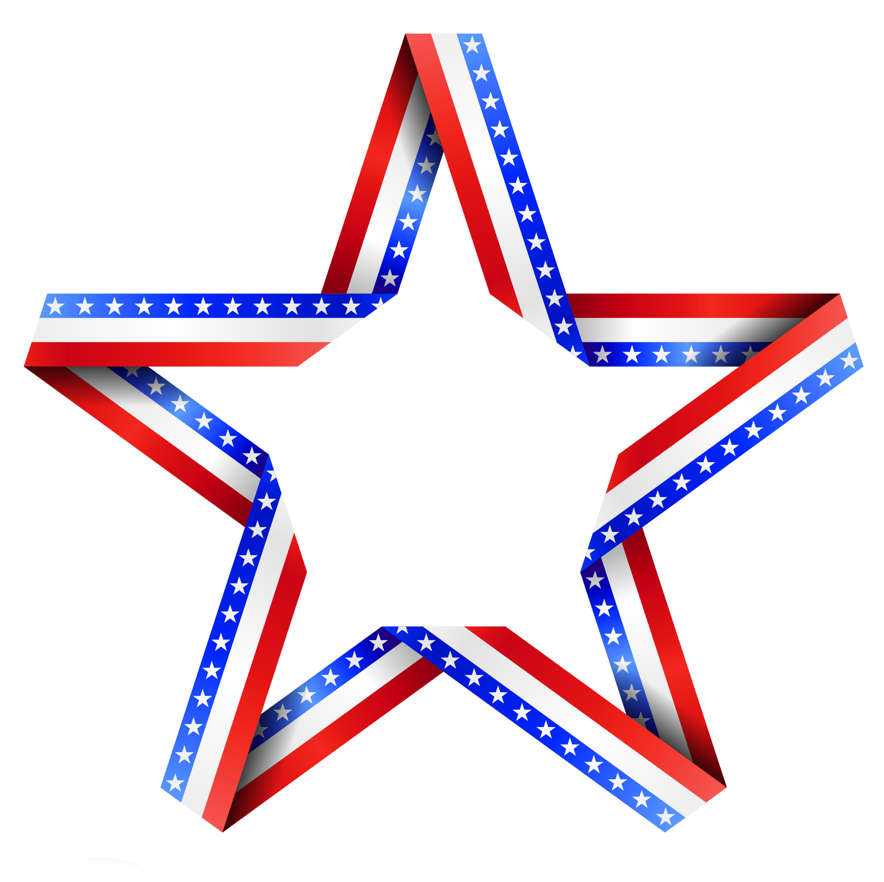 America clipart american star High USA Tags: PNG Star