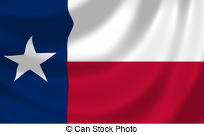 American Flag clipart texas Of the Artby Clip Flag