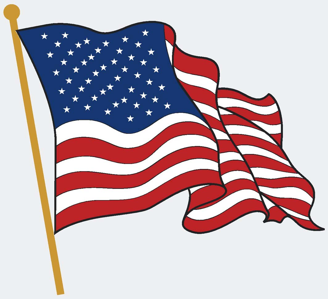 American Flag clipart transparent background Destroyed clipart flag collection Clipground