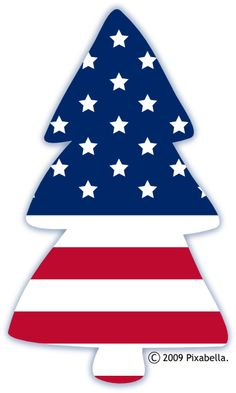 American Flag clipart tree Patriotic from Art Free Free