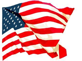 American Flag clipart us history Clip Free Us Us Art