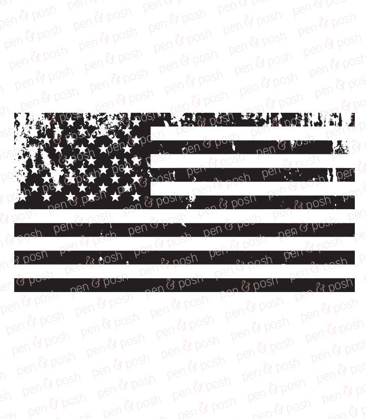American Flag clipart weathered File American SVG Flag Flag