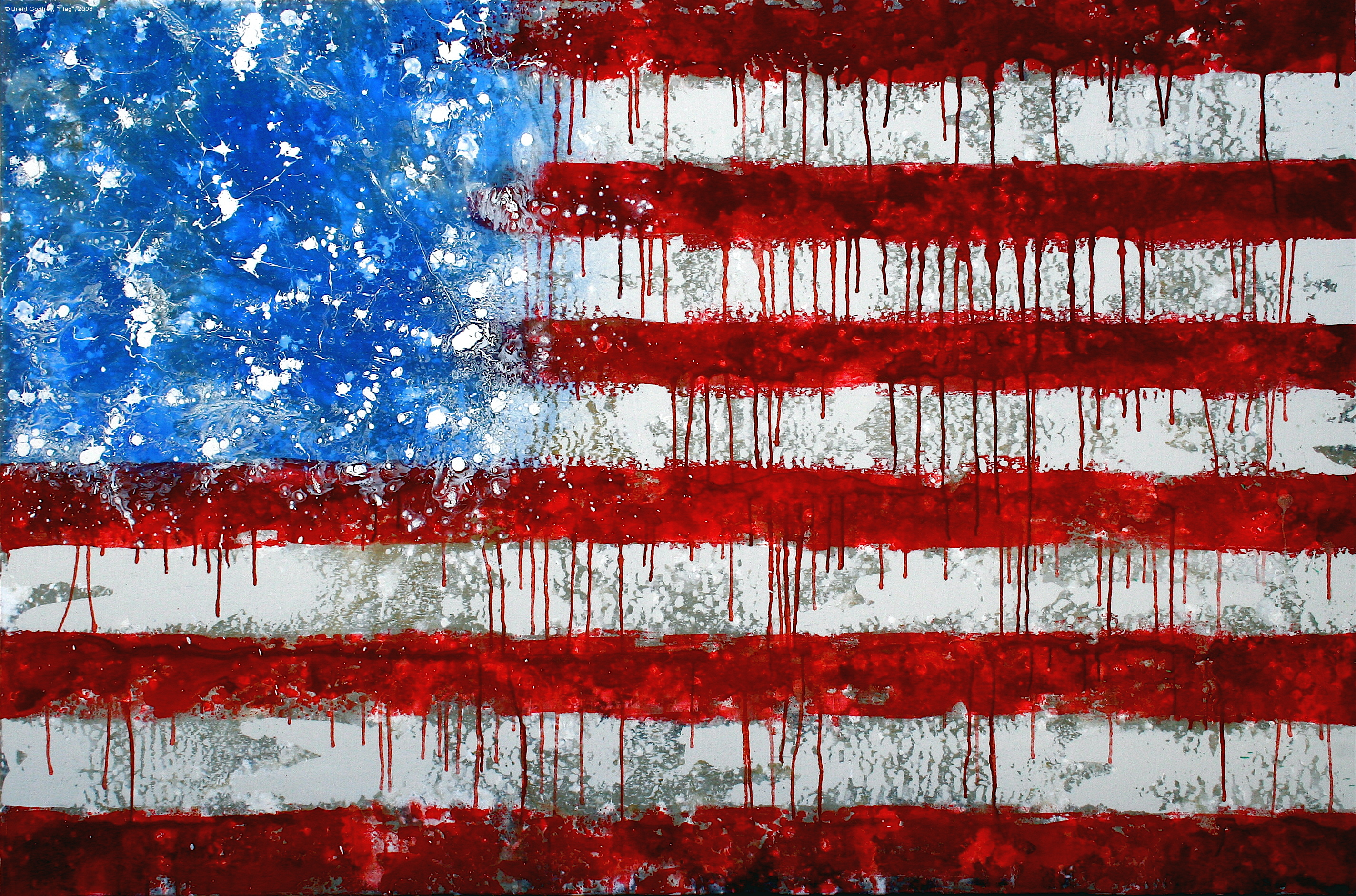American Flag clipart weathered United of of Flag America