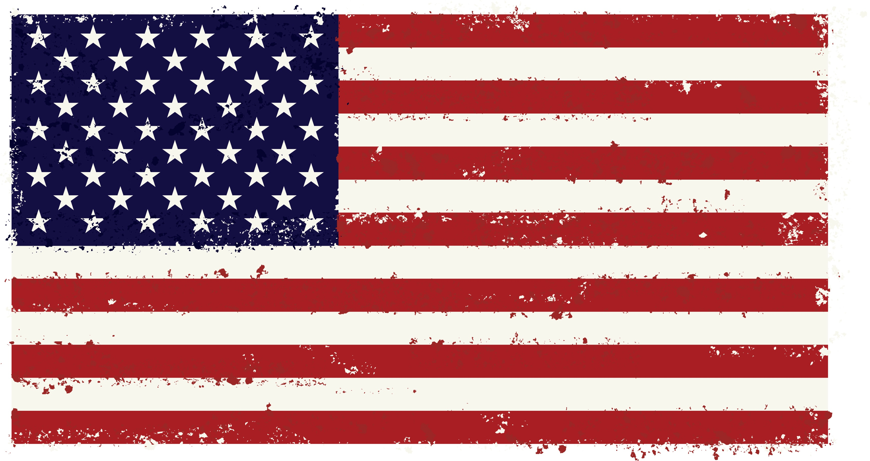 American Flag clipart worn South  Art Download Art