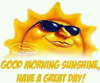 Amonday clipart good morning Monday sunshine morning day Media