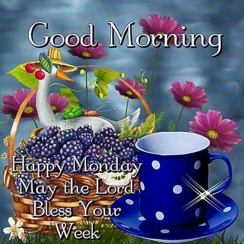 Amonday clipart good morning Good Monday Happy  Your