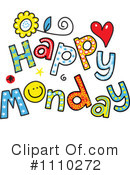Amonday clipart oh happy 1 (RF) Free Royalty Clipart
