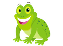 Amphibian clipart natural thing Free 59 Smiiling Clip Green