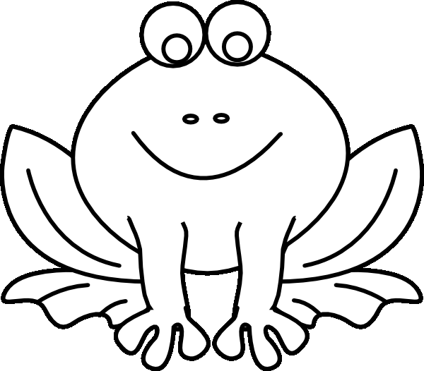 Amphibian clipart coloring page Pages 3 Coloring To pages