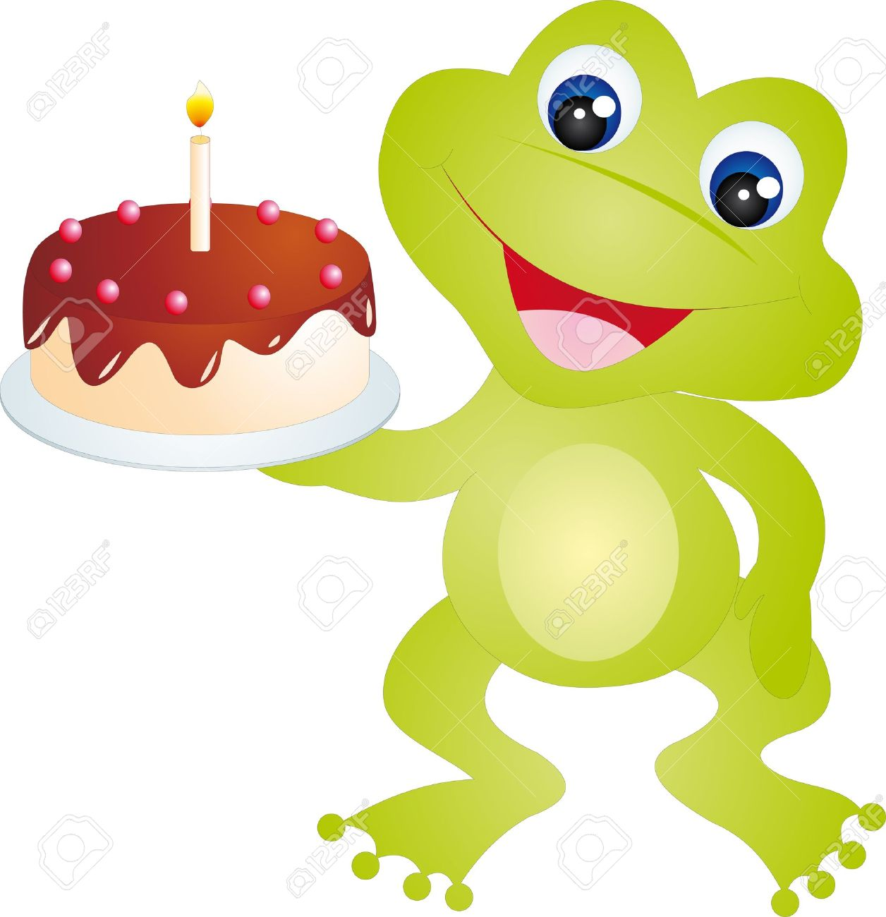 Amphibian clipart natural thing Frog Stock Frog Free Free