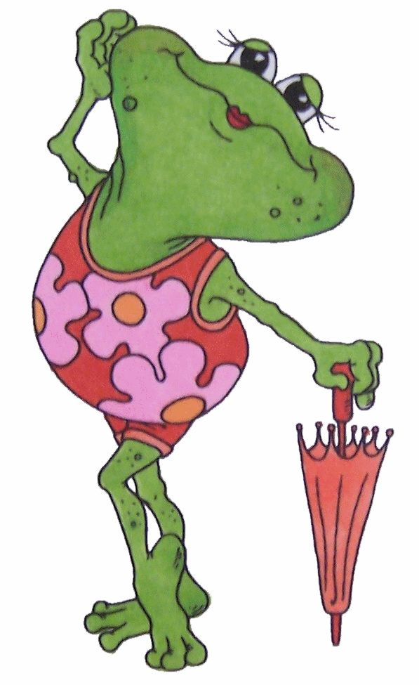 Amphibian clipart two frog CLIPART Pin 586 and on