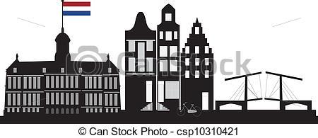 Amsterdam clipart Clipart Amsterdam