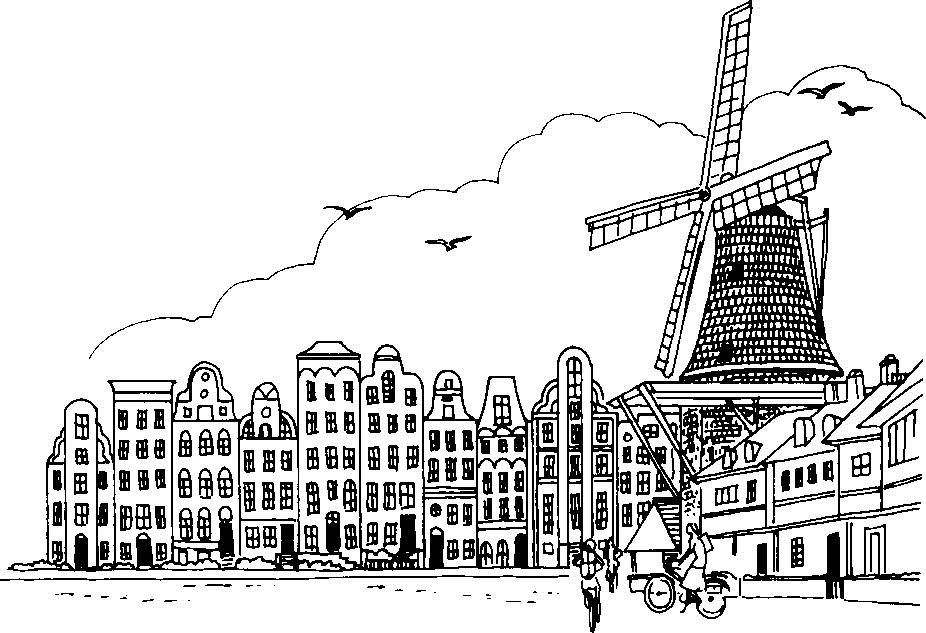 Amsterdam clipart Technical » clipart « Amsterdam