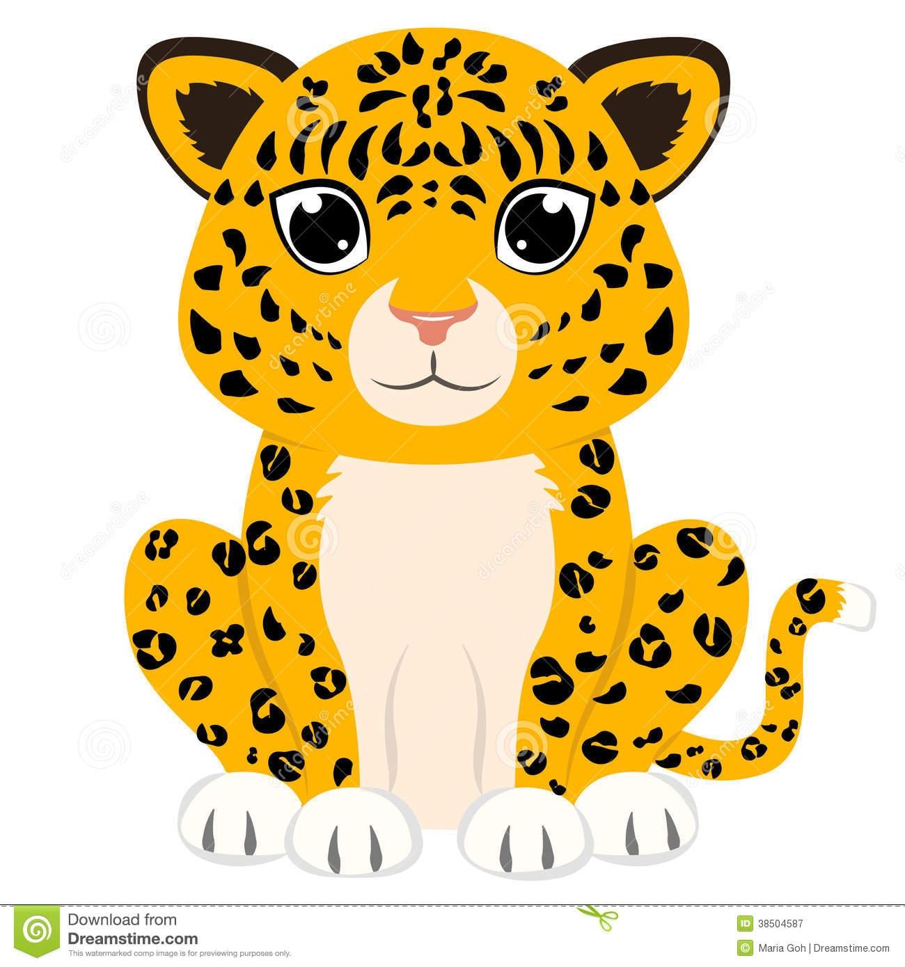 Amur Leopard clipart Leopard com Amur Royalty Stock