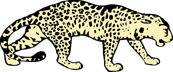 Amur Leopard clipart Leopard Leopard Panda Clipart Clipart