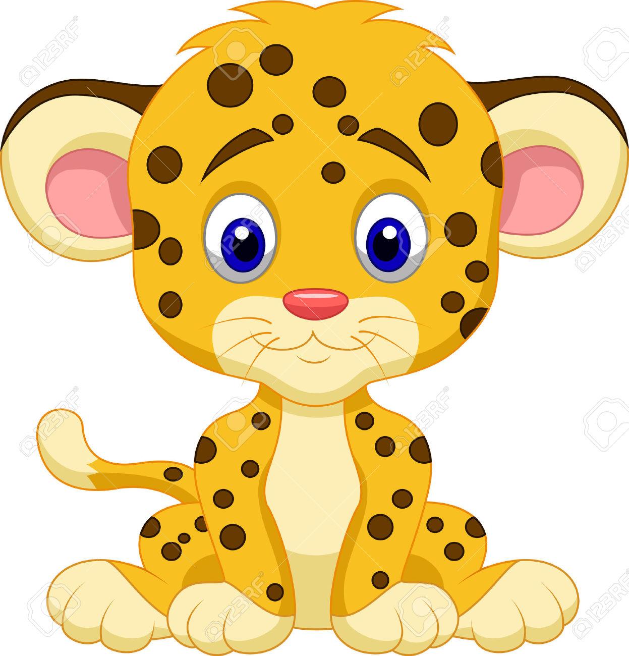 Tigres clipart adorable #9