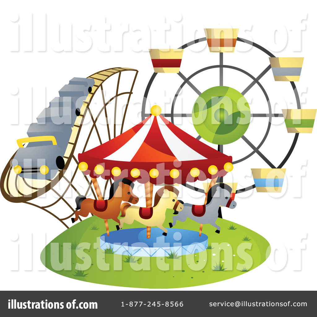 Amusement Park clipart Design Free BNP (RF) Amusement
