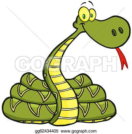 Anaconda clipart two Snake Clip cartoon · Royalty