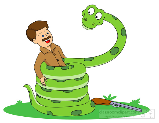 Anaconda clipart 70 for hunter Pictures snake