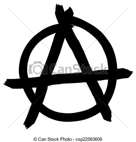 Anarchy clipart Art of Anarchy vector