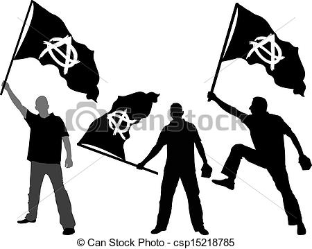 Anarchy clipart #3