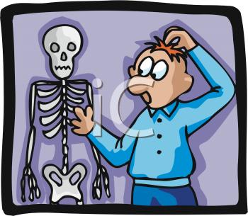 Anatomy clipart #7