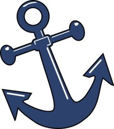 Anchor clipart #10