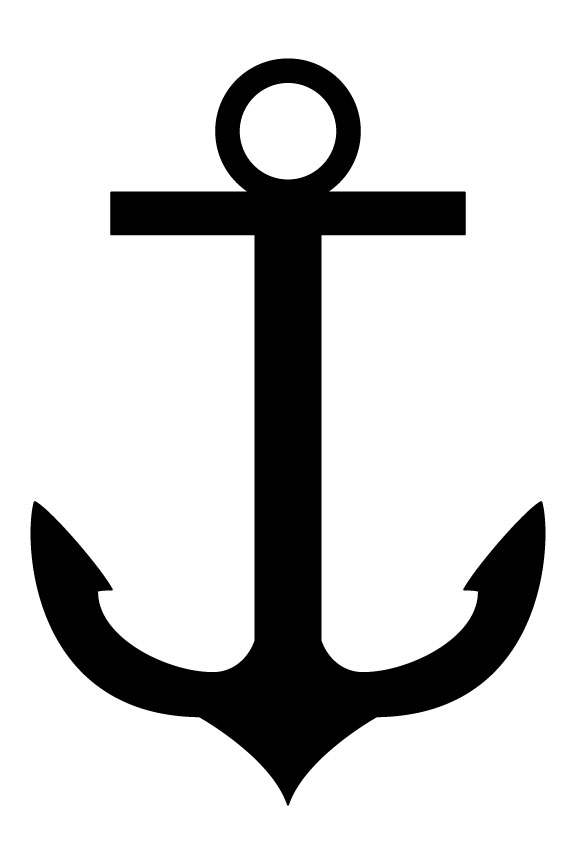 Anchor clipart #11