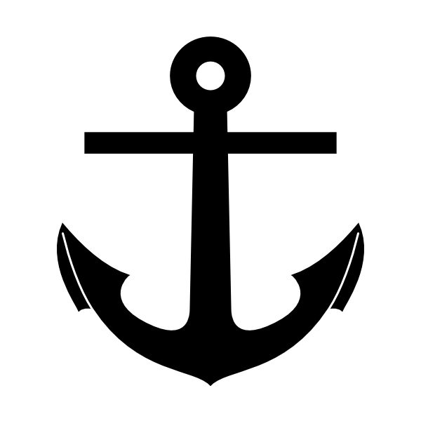 Anchor clipart #13