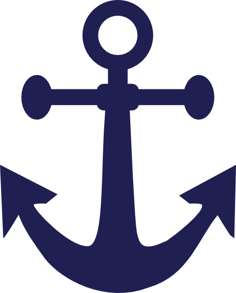Anchor clipart #6