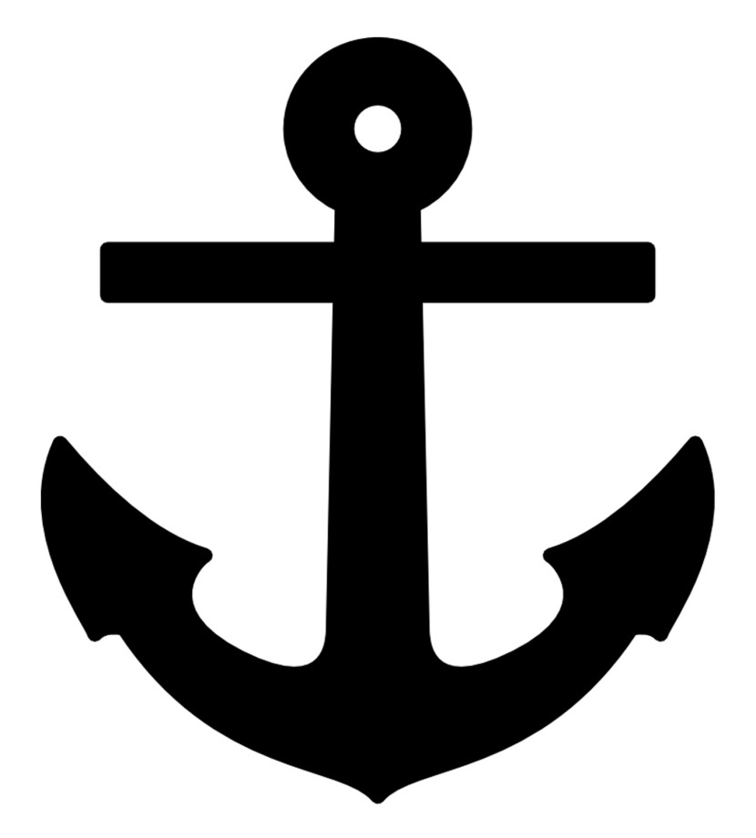 Anchor clipart #4