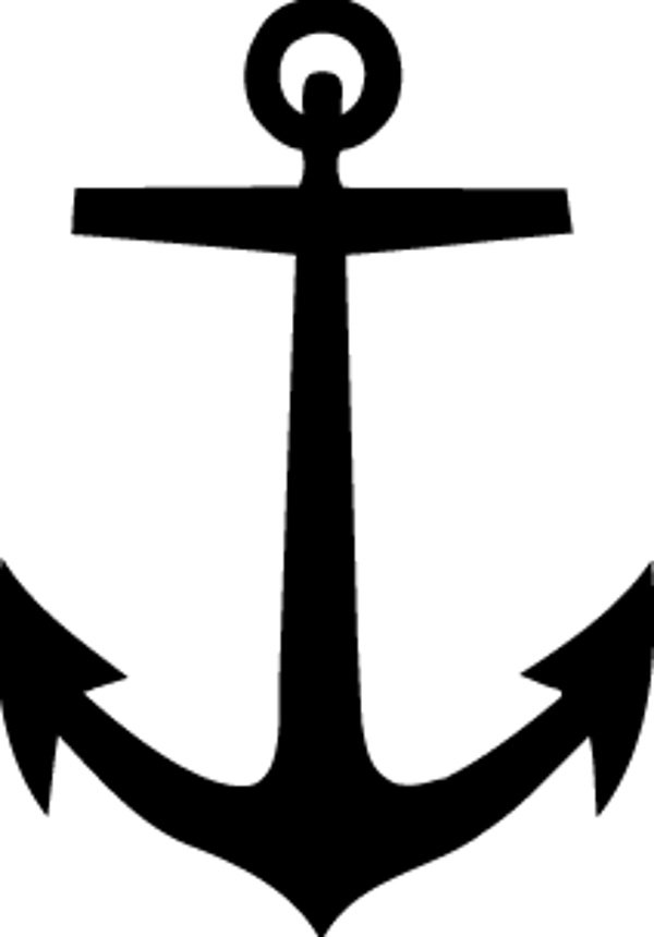 Anchor clipart #5