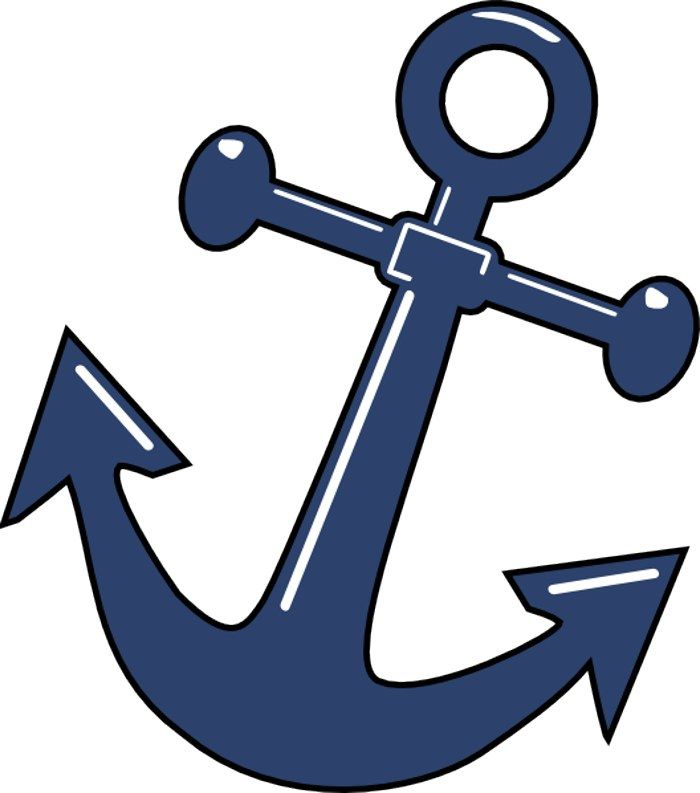 Anchor clipart #9