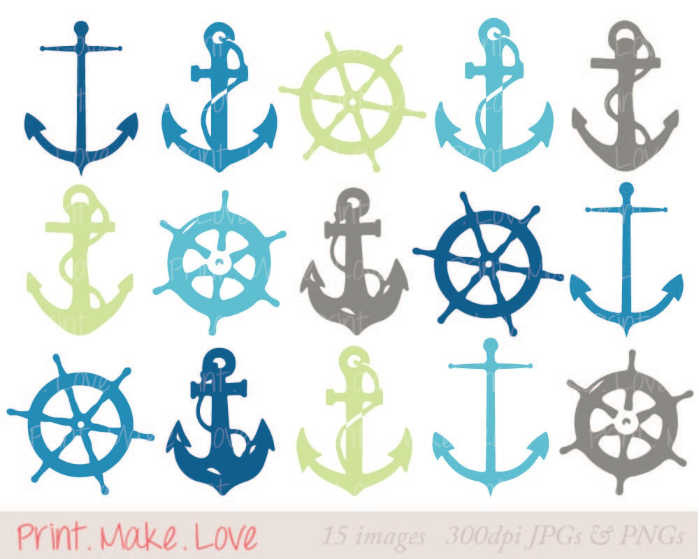 Mint clipart anchor By Clip Art Download PrintMakeLove
