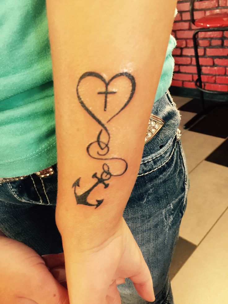 Anchor clipart faith hope love The love Love hope ideas