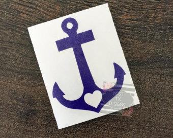 Anchor clipart faith hope love Decal Faith Faith Anchor Sticker