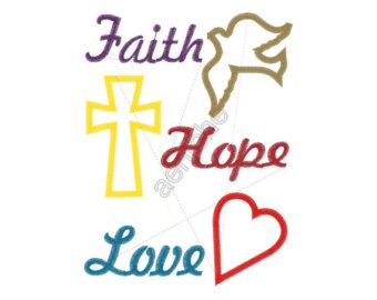 Anchor clipart faith hope love Love Cliparts Faith Hope download