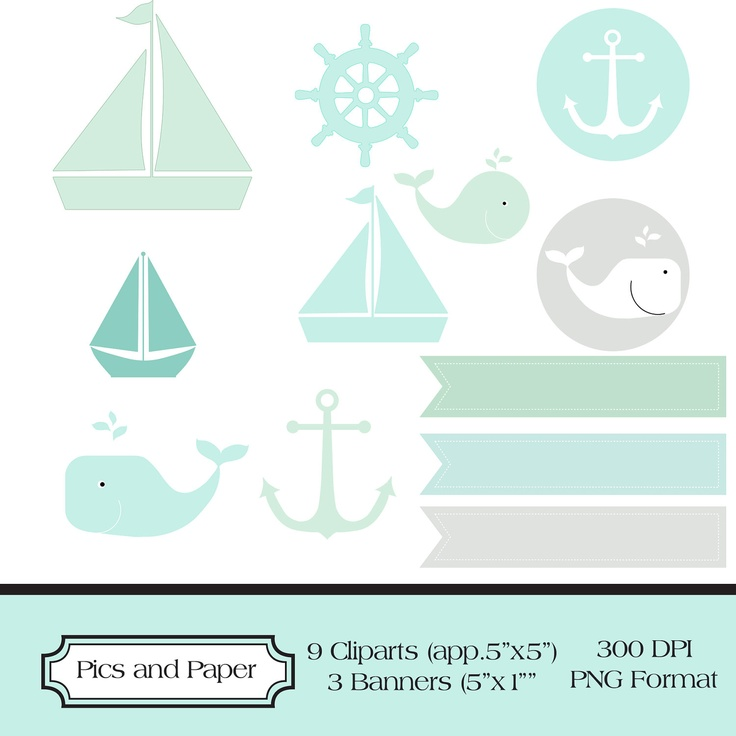 Mint clipart anchor Coast on Charm about Dangle