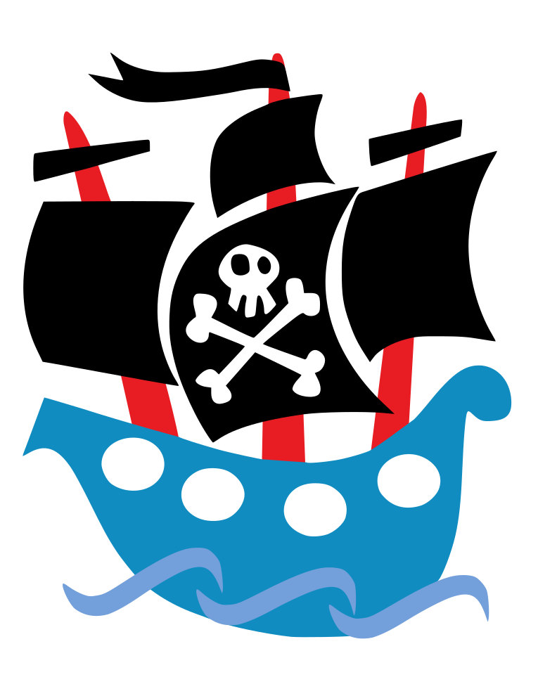 Anchor clipart pirate ship Download svg Ship #5 svg
