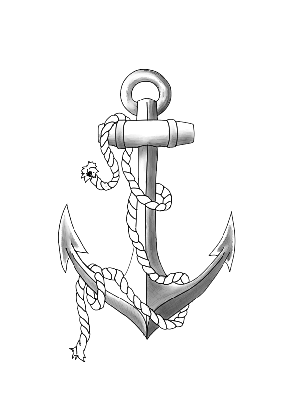 Drawn anchor transparent FreePNGImg photo PNG Image PNG